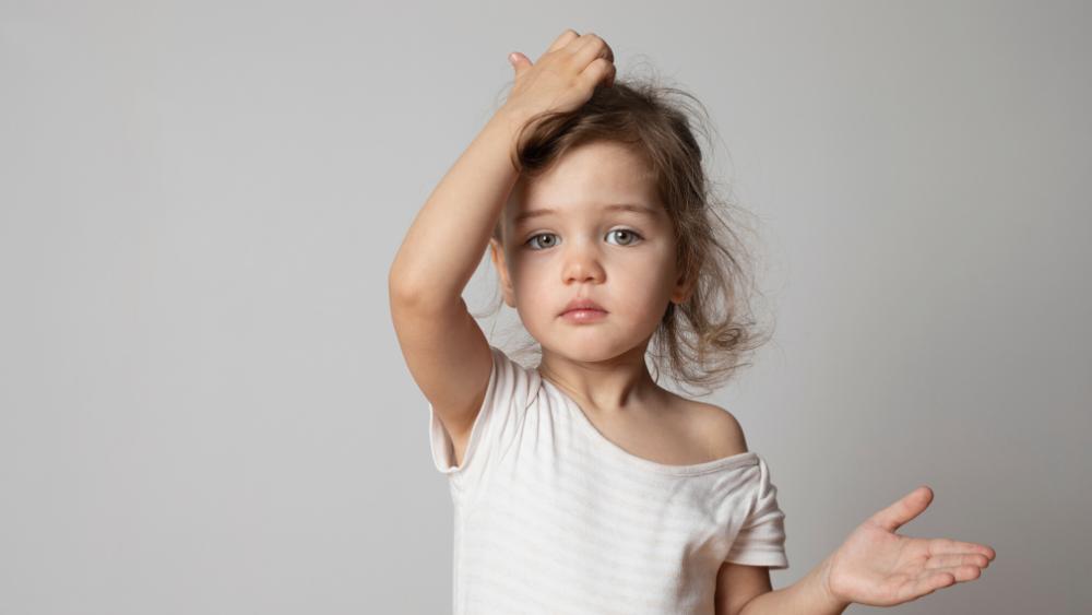 Gluten and child behaviour
